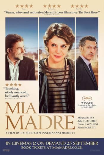"""Mia Madre"" movie poster"